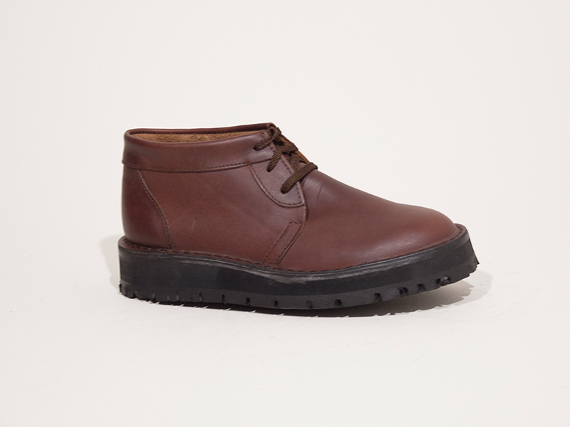 Men's Desert Tyre Boot