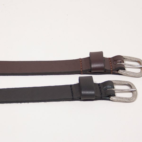 Thin Buckle Belts
