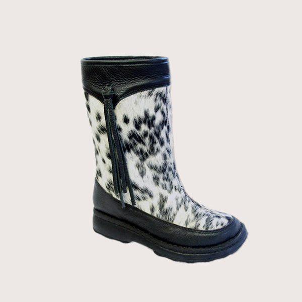 Wool Arctic Nguni Boot