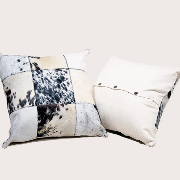 Small Patchwork Cushion Nguni