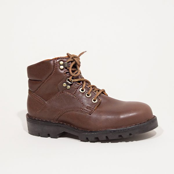 Men's Trekker Boot - Steel Toe Cap