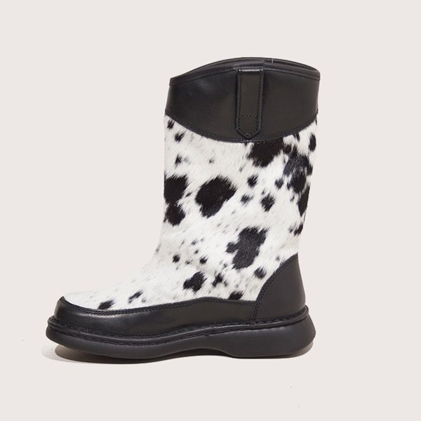 Wool Tundra Nguni Boot
