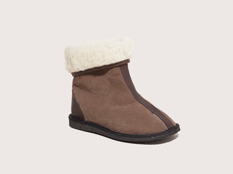 Wool High Boot - Adult