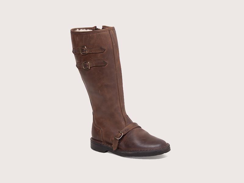 Wool Alpine Boot