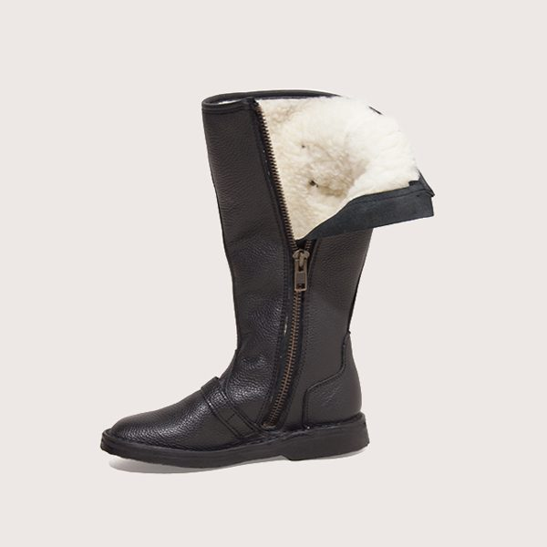 Wool Alpine Boot